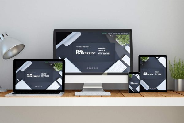 Création de site web pour professionnel, entreprise et organisation
